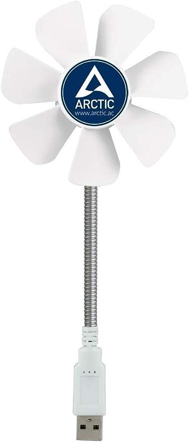 92 mm Ventilateur Câble 1.8 m USB PC Desk Top Fan Flexible Cou Arctic Cooling Breeze