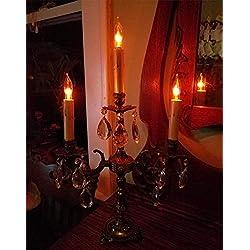 Flicker Flame Light Bulb,Flame Shaped Bulb Dances