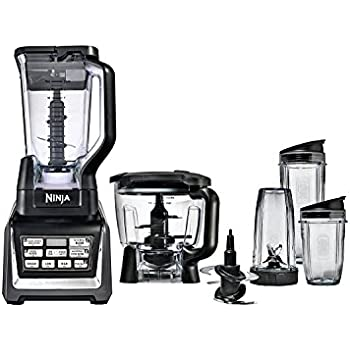 Nutri Ninja BL682 Ninja Blender Duo with Auto-IQ for Intelligent Blending & Nutrient & Vitamin Extraction (Certified Refurbished)