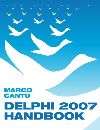 Delphi 2007 Handbook by CreateSpace Independent Publishing Platform