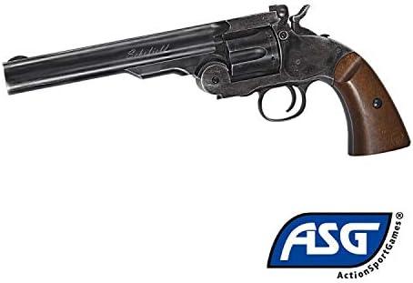 Asg Revolver Schofield 6
