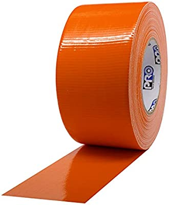 "ProTapes Pro Duct 120 Cloth Industrial Grade Duct Tape 3/"" x 60 yards"