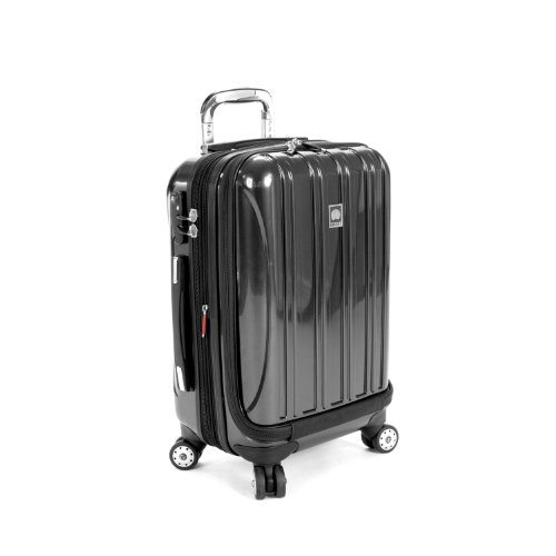 delsey luggage helium aero expandable 19 inch international carry on spinner suitcase emerald. Black Bedroom Furniture Sets. Home Design Ideas