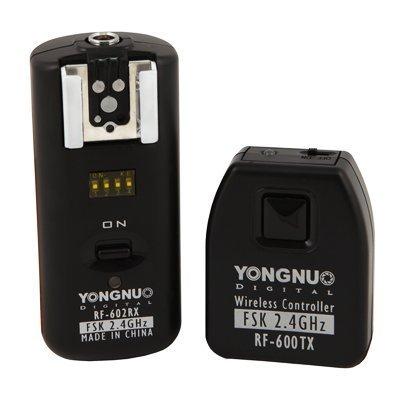 Yongnuo RF-603CII-C3 Wireless Flash Trigger Kit for Canon 10D 20D 30D 1D Mark II