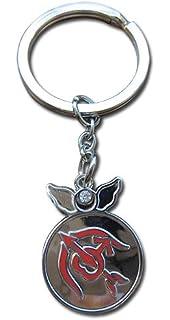 2 2 Great Eastern Entertainment Inc 3429 Great Eastern Entertainment Naruto Sakura 3D Super Deform Keychain