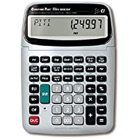 Calculated Industries 43430 Desktop Qualifier Plus IIIFX DT Real Estate Finance Calculator