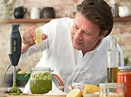 Bamix - Minipicadoras Jamie Oliver - YesEatIs exclusivos: Amazon.es: Hogar
