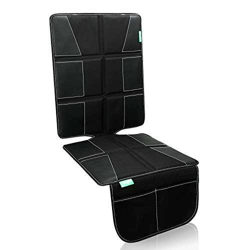 leather booster car seat - 8