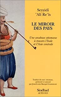 Le Miroir des pays par  Seydi Ali
