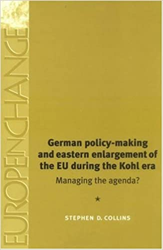 Amazon.com: German Policy-Making and Eastern Enlargement of ...