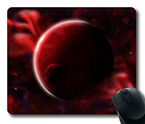 Mouse Pad - Red Planet 2 Durable Office Accessory Desktop Laptop MousePad and Gifts Gaming mouse pads