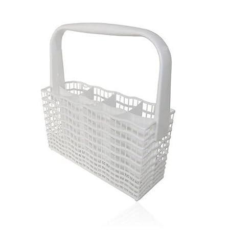 Como Direct Ltd ™ Universal Zanussi lavavajillas cesta de cubiertos Slimline Zanussi (235mm X 85MM)