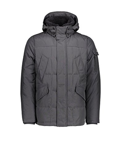 Phantom Wocps2603 Field Woolrich Grey Blizzard cn03 Jacket phm 7xdYq