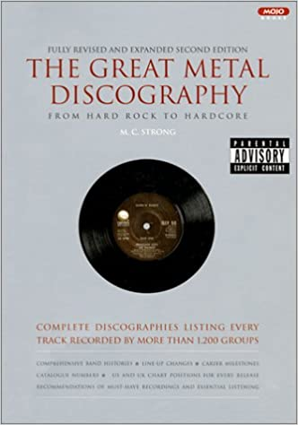 The Great Metal Discography 2 Ed: Complete Discographies