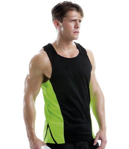 Gamegear - Camiseta interior - para hombre blanco