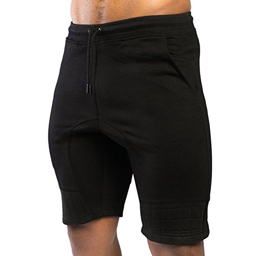 Workout Shorts Running Bodybuilding Pockets