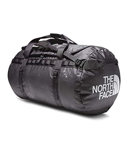 The North Face Base Camp Duffel XLARGE 132L TNF BLACK WEATHE
