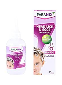 Effective Shampoo against Lice and Eggs