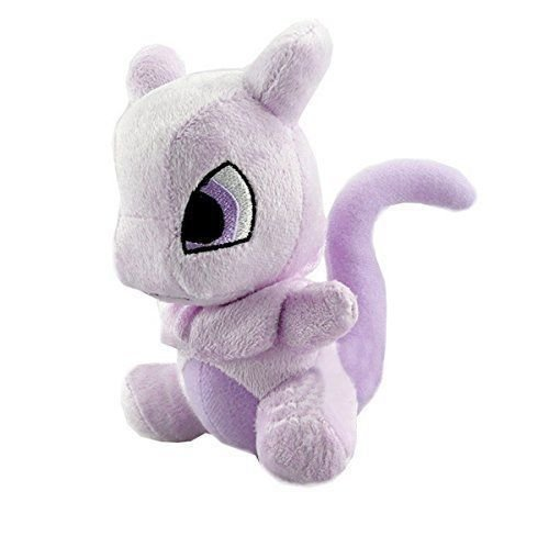 Pocket Monster Plush Doll Mewtwo Mini Toy - 1