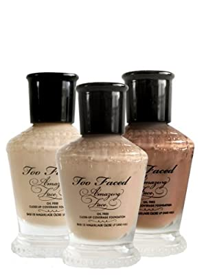 Too Faced Amazing Face Oil Free Foundation