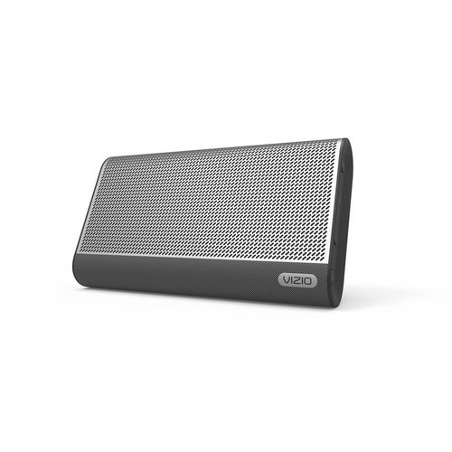 VIZIO SP30-E0 Smart Cast Crave Go Multi-Room Wireless Speaker, Gray (2017 Model)