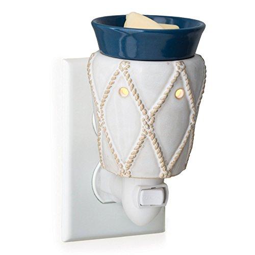 Candle Warmers Etc. Pluggable Fragrance Warmer, Nautical