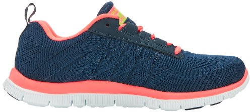 Spot Appeal Azul Pink nbsp;sweet Navy Flex Femme Hot Basses Skechers Sneakers wtqa055