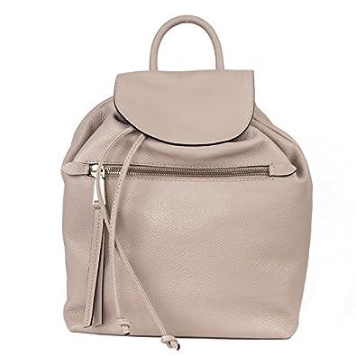 0498dd194a Abro Women s Leder Rucksack Beige  Amazon.co.uk  Shoes   Bags