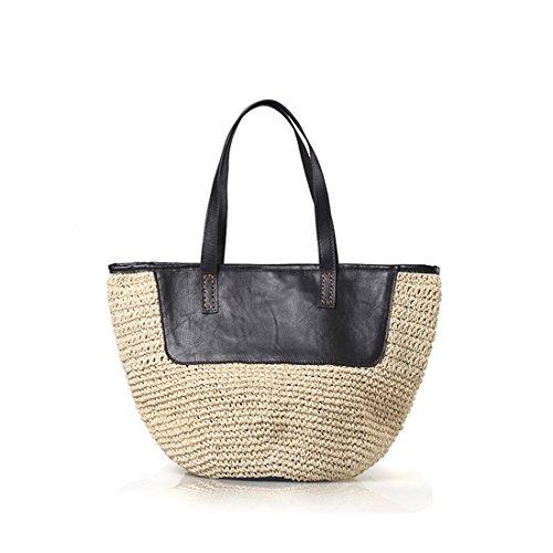 Mayshe Womens Simple Shoulder Handbags