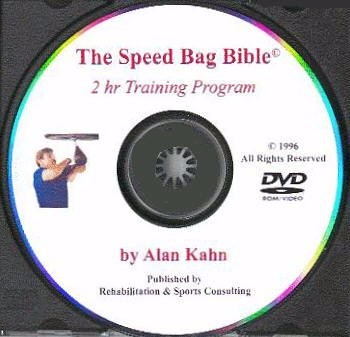 - The Speed Bag Bible two hour training program DVD