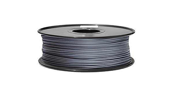 3d impresora filamento 1.75 mm bobina de 0.5 kg compuesto de metal ...