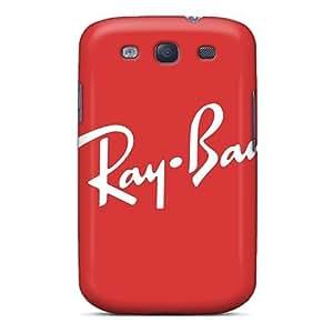Excellent Design Ray Ban Phone Case For Galaxy S3 Premium Tpu Case wangjiang maoyi