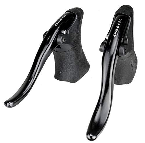 Tektro RL520A Linear Pull Bicycle Brake Levers - Black