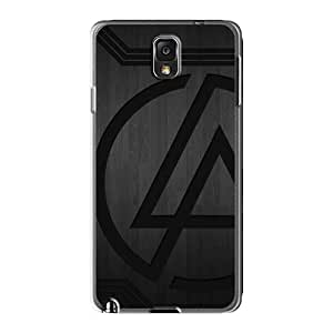 Perfect Hard Phone Case For Samsung Galaxy Note3 (nBy12149djwo) Provide Private Custom Beautiful Linkin Park Band Series
