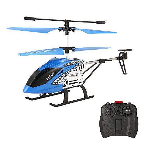 Mini Rc Helicopter Eachine H101 Remote Control Helicopter Drone Toy For Kids 3 5 Ch Led Light With Gyro