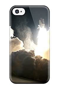 Hot Nasa First Grade Tpu Phone Case For Iphone 4/4s Case Cover