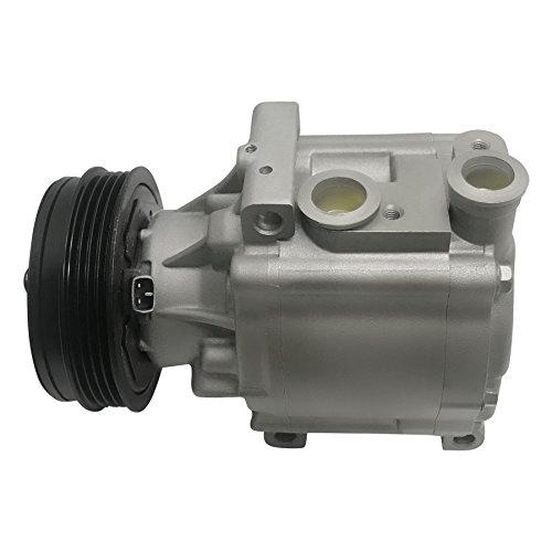 RYC Remanufactured AC Compressor and A/C Clutch IG353