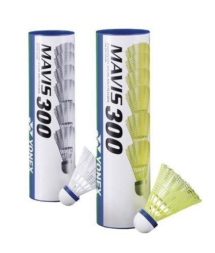 Yonex Mavis 300 Badminton-federball Gelb Rock Hohe Qualität Pendel Dutzend B00FOP5HCM Federblle Neue Produkte im Jahr 2018