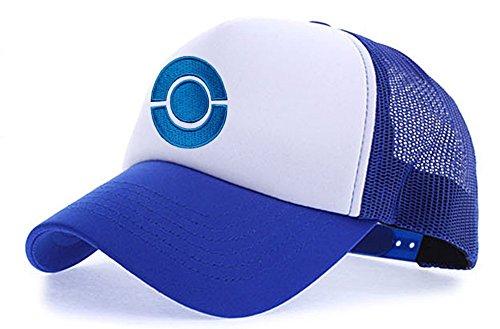 Sombrero T2 Cobalt de para myglory77mall Hombre Animado Blanco dPxYqdXTw