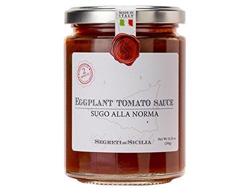 Norma sauce - Traditional Sicilian Recipe - 10.23 -