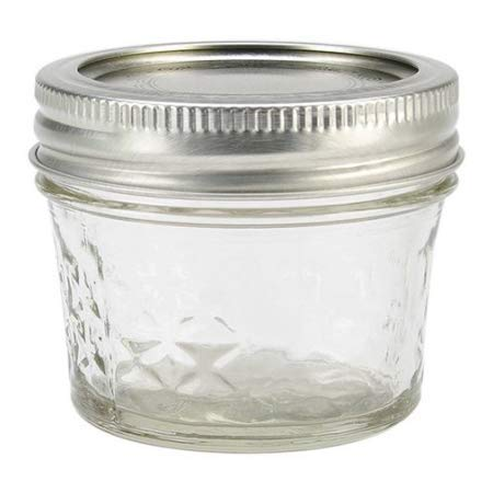 JARDEN HOME BRANDS 1440080400 Ball 12Pack 4OZ Jelly Jar -