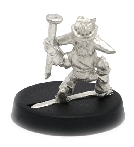 Made in US Stonehaven Miniatures for 28mm Scale Table Top War Games Stonehaven Gremlin Forgeworker Miniature Figure