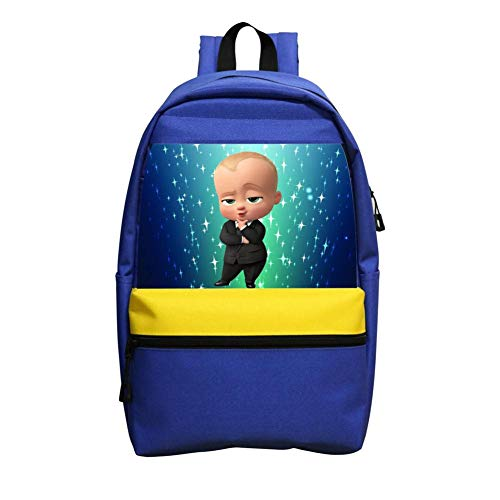 Baby-Boss School Bag Backpack Bookbag For Boys And Girls by DPUYWG