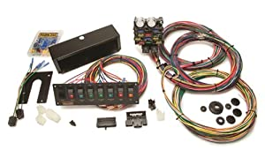 amazon com painless 50003 12 circuit wiring harness 8 switch painless 50003 12 circuit wiring harness 8 switch panel