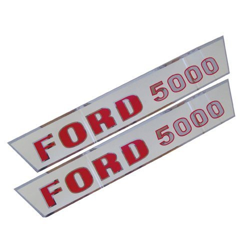 All States Ag Parts Tractor Decal Set Hood Only Ford 5000