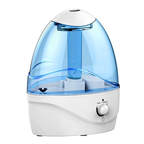 pictek cool mist humidifier 2 5l ultrasonic air humidifiers import it all. Black Bedroom Furniture Sets. Home Design Ideas