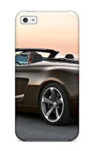 Iphone Case - Tpu Case Protective For Iphone 5c- Audi R8 Spyder 30