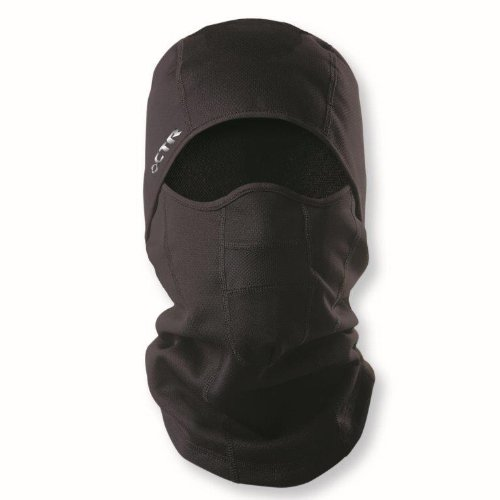 Chaos  Ctr  Howler Multi Tasker Pro Windproof Balaclava  Black  Small Medium