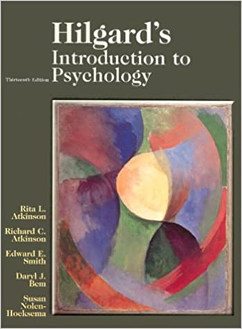Buy Introduction to Psychology Book Online at Low Prices in India