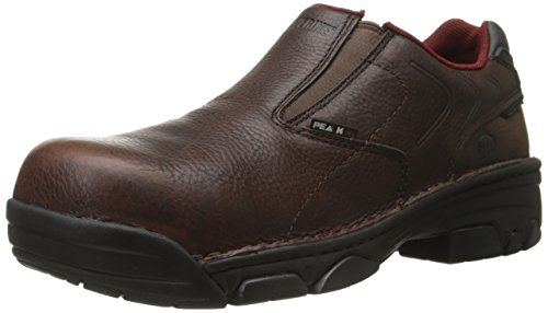 EH Men's Wolverine Falcon Work Toe On Slip Briar Comp Boot vRPaYRn